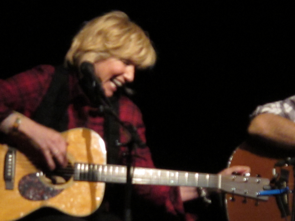 Lori Lieberman at Crossroads Live Radio, Netherlands