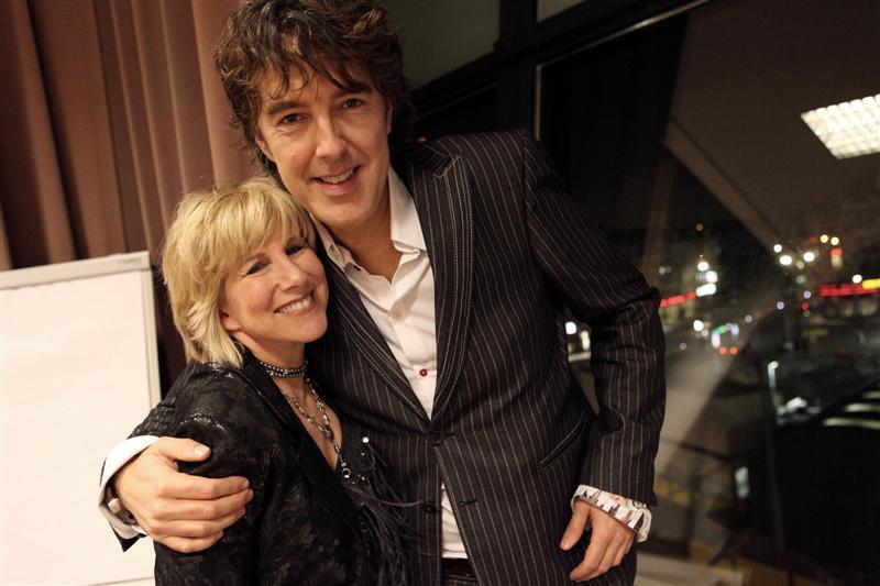 Lori Lieberman and Michiel Borstlap, Jazz International Rotterdam