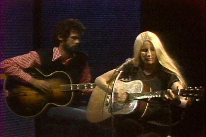 Lori Lieberman and Steve Bartek, 1973, Brooklyn, NY