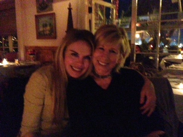 With the luminous, crazy talented Mary Fahl...